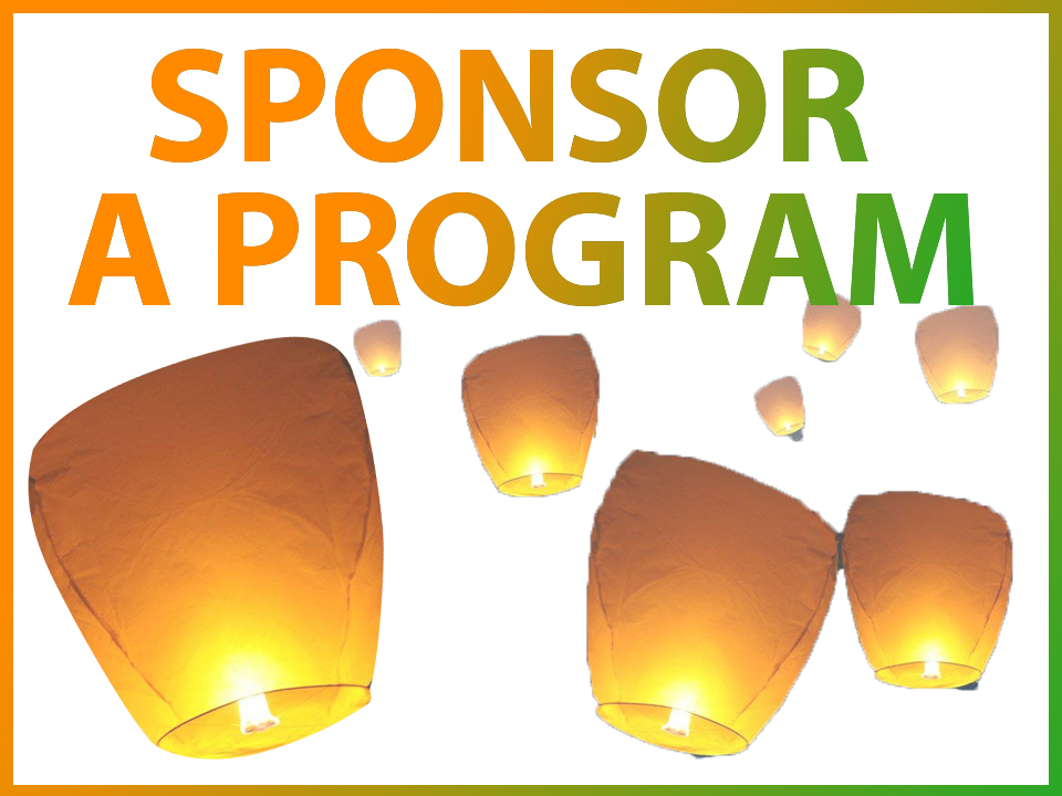 Sponsor any program at India House